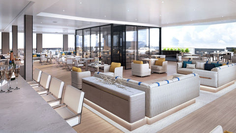 Onboard The Ritz-Carlton Yacht Collection is the perfect environment
