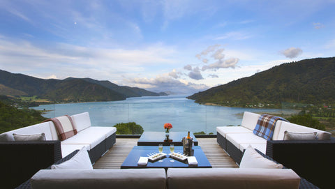Enjoy a luxurious Easter weekend at The Sounds Retreat Luxury Lodge in New Zealand's South Island