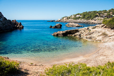 Nicolas Alexander is suggests visiting Cala Olivera if you are looking for your own little slice of paradise