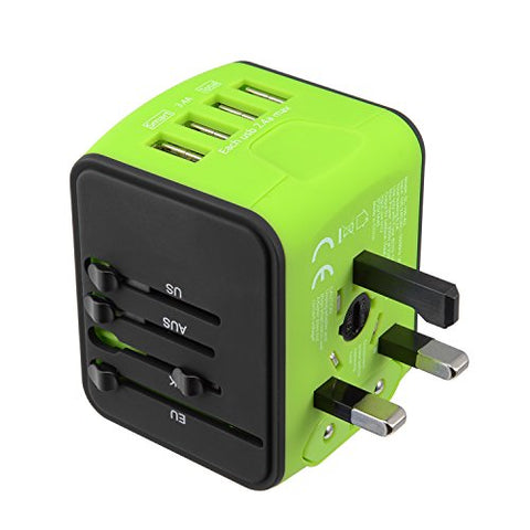 Nicolas Alexander recommends the Universal Travel Adapter for your next adventure