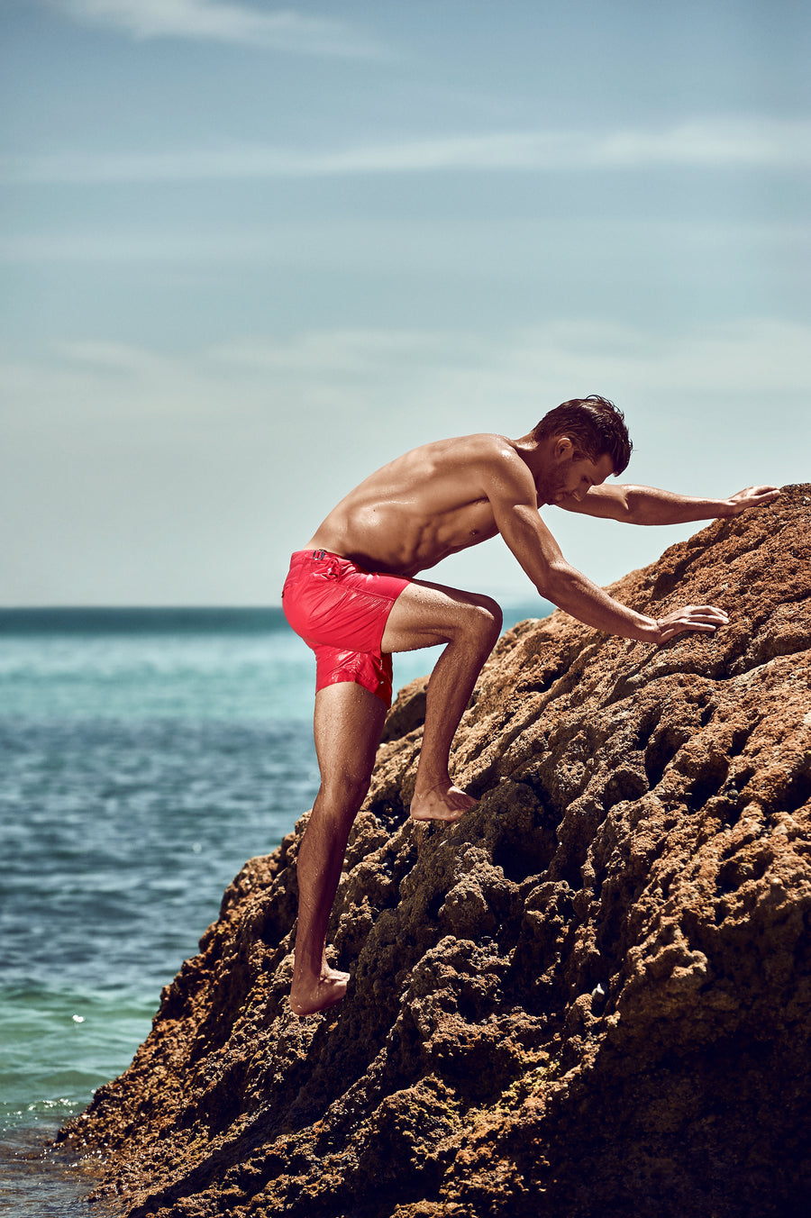 Men's swimwear for the ambitious and adventurous