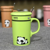 Panda Travel Mug - Freedom Pandas