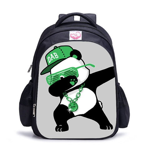 Too Cool Panda Backpack - Freedom Pandas