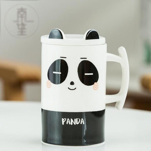 Playful Panda Bear Mugs - Freedom Pandas