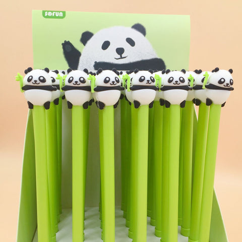 Panda Gel Pen - Freedom Pandas
