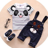 Panda Top & Trousers Outfit - Freedom Pandas