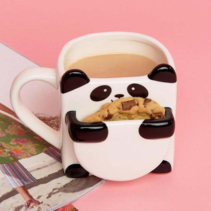 Panda Cookie Hug Mug - Freedom Pandas