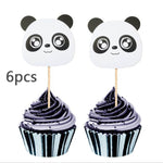 Panda Party Decorations - Freedom Pandas