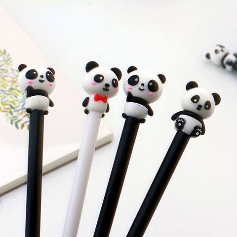 Cute Panda Gel Pen - Freedom Pandas