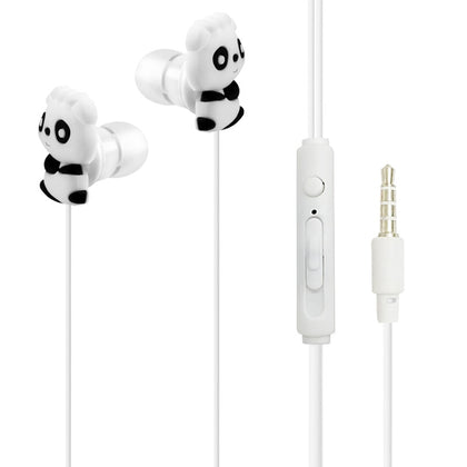 Panda Earphones - Freedom Pandas