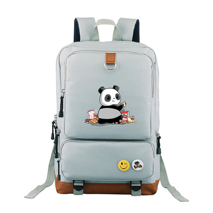 Snacking Panda Backpack - Freedom Pandas