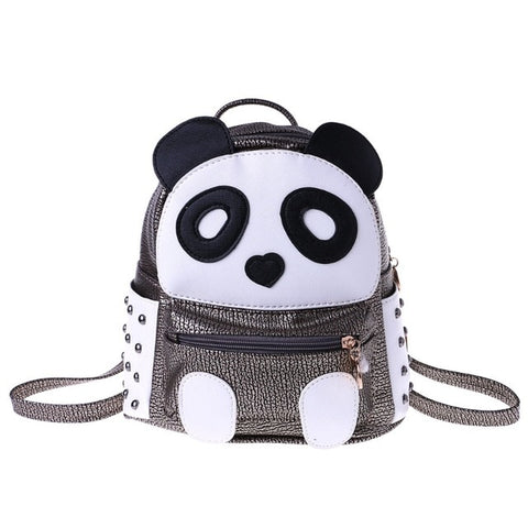 Stylish Panda Mini Backpack - Freedom Pandas
