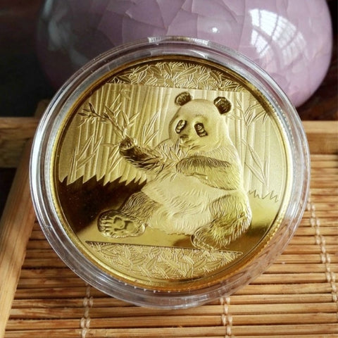 Panda Coins Commemorative - Freedom Pandas
