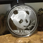 Plated Panda Coin - Freedom Pandas