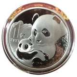 Mom & Baby Panda Coin - Freedom Pandas