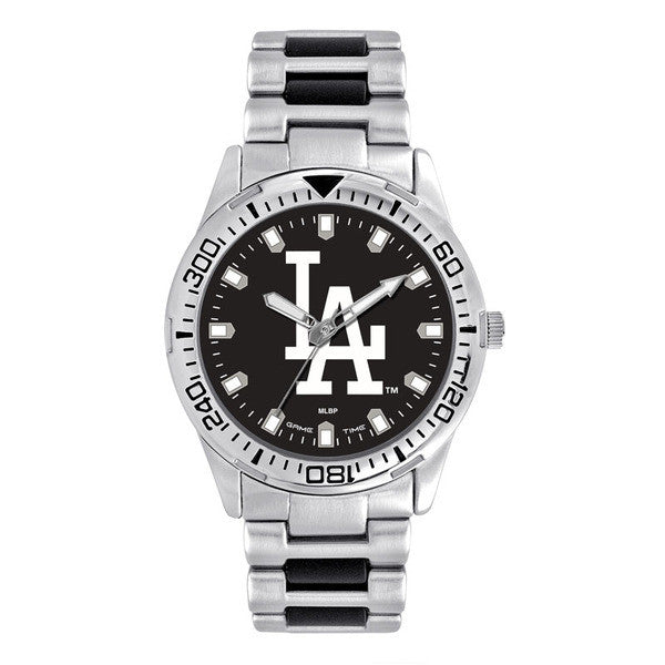 Los Angeles Dodgers Heavy Hitter Series Men's Watch
