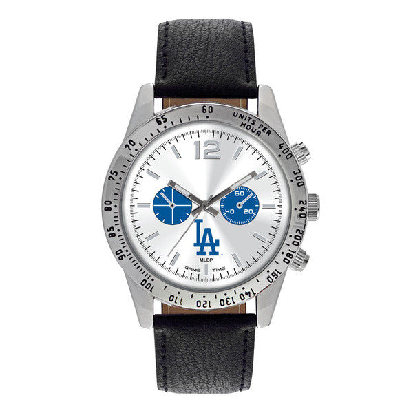 Los Angeles Dodgers Letterman Series Men's Watch
