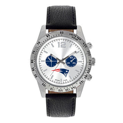 New England Patriots Letterman Series Men's Watch
