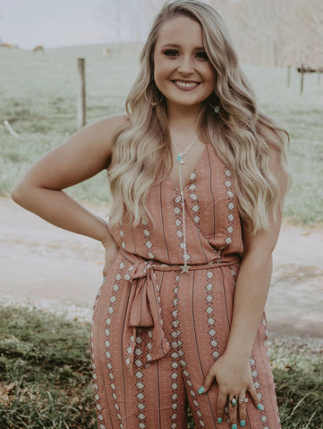 Taylor Kirby - Owner of The Branded Blonde Boutique in Dublin Virginia. Shop Online!