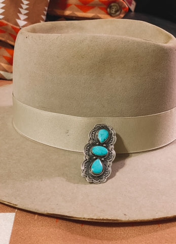 The Scully Concho Ring