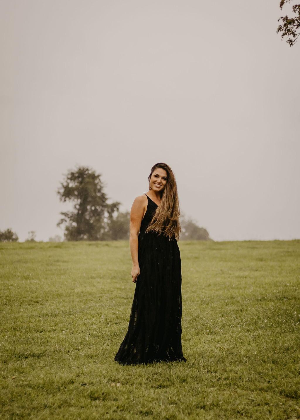 The Saltillo Lace Maxi