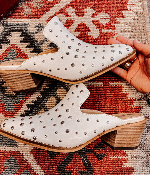 The Tally Stud Mule