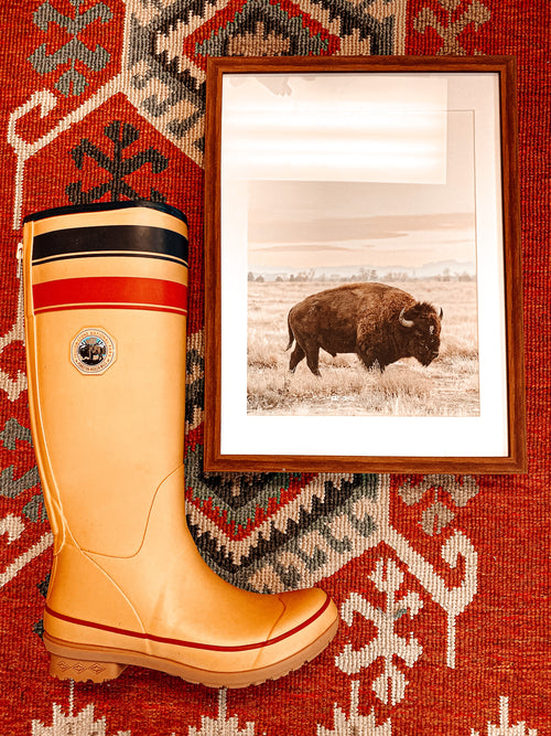 Yellowstone National Park Pendleton Rain Boot
