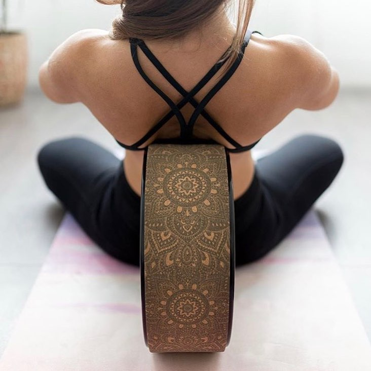 WIN a Yoga Wheel