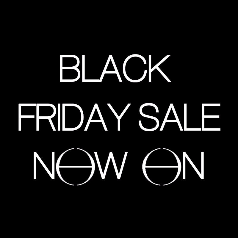 Black Friday is HERE!!