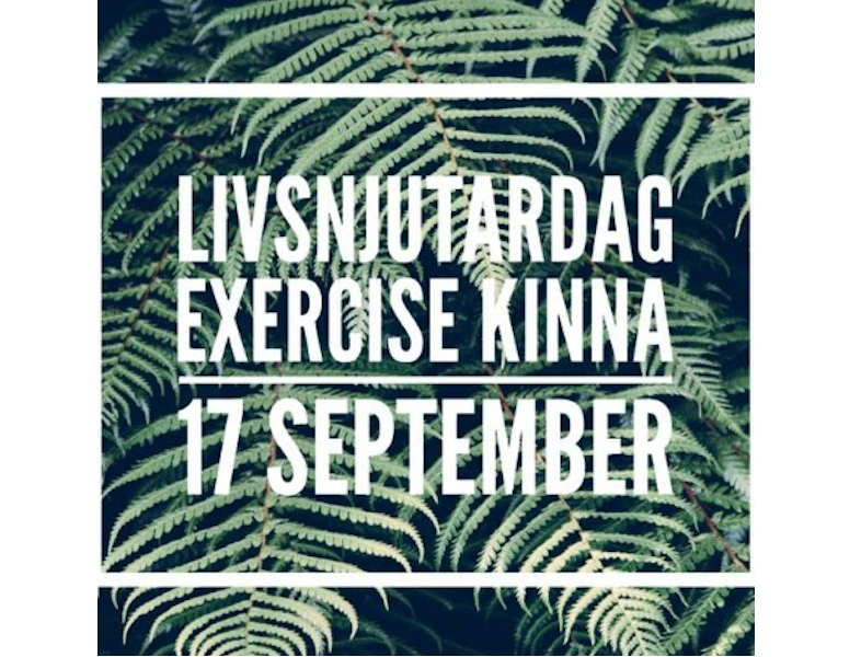 Exercise Kinna turns 5!!