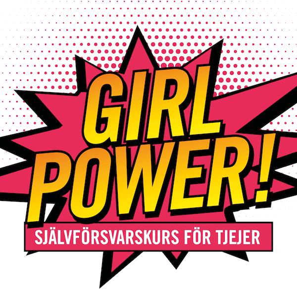GIRL POWER - Self-defense course for girls!