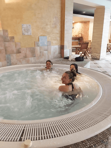 Combine yoga with wonderful Latvian spa sessions on this relaxing weekend away