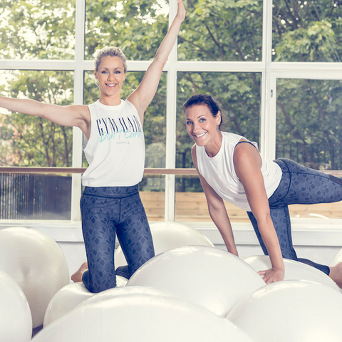 Free Pilates Classes at the Heroica Life Pop-up shop, Karl Gustavsgatan 15, Göteborg