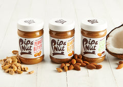 Pip & Nut, Nut butters that contain absolutely no palm oil
