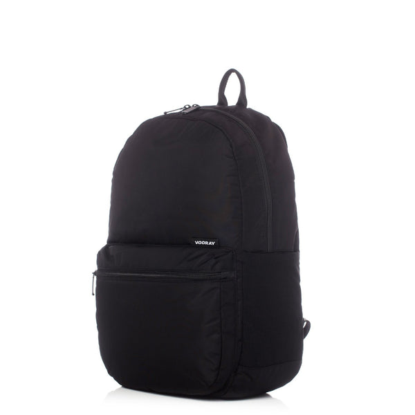 Ace Classic Backpack (Black Nylon)