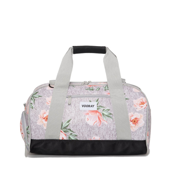 Burner Gym Small Bag (Grey Floral)