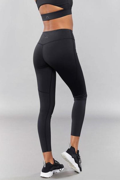 June 7/8 Leggings (Black)
