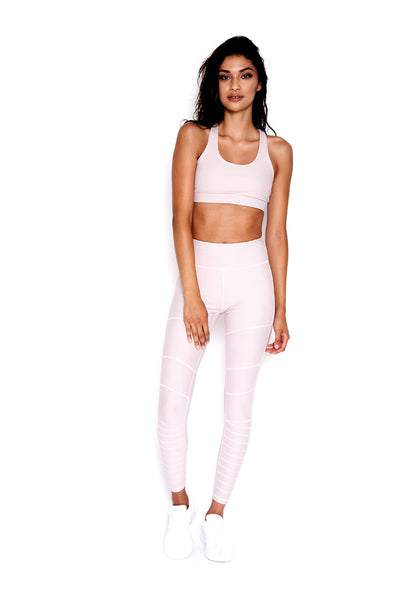 Aero Pink Full Length Leggings