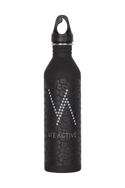 Sawtooth Water bottle (Black Leopard)
