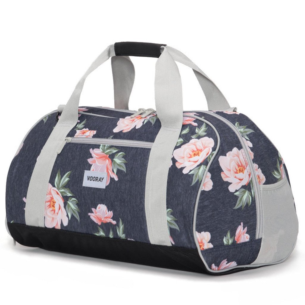 Burner Sport Large Bag (Navy Floral)