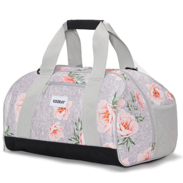 Burner Sport Large Bag (Grey Floral)