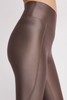 Glossy Seam Leggings (Mink)