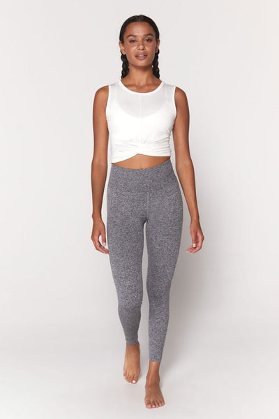 Love Sculpt Seamless Leggings (Heather Grey)