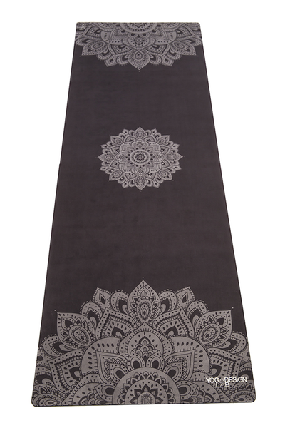 Commuter 1.5mm Yoga Mat (Mandala Black)
