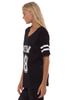 Ride or Die oversized T-shirt (Black)