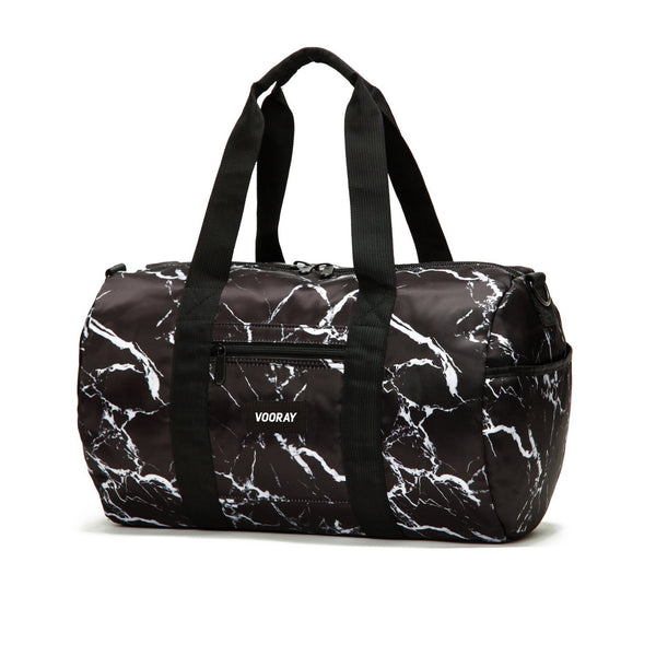Roadie Gym Bag (Black Marble)
