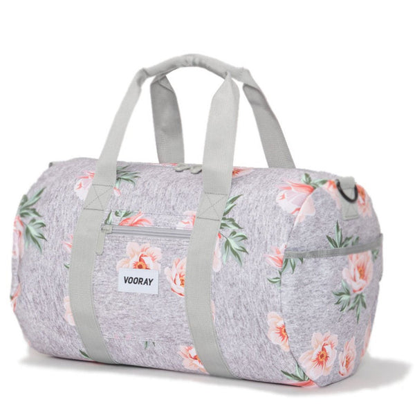 Roadie Gym Bag (Rose Grey)