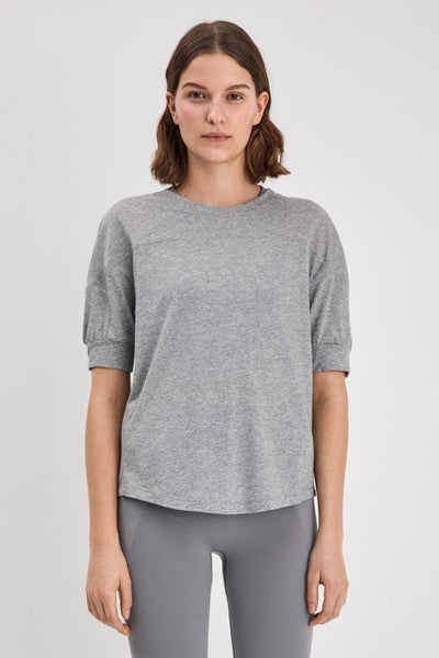 Soft T-Shirt (Light Grey)