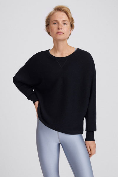 Warm-Up Sweater (Black)
