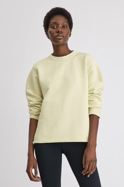 Zip Sweatshirt (Acid Lime)